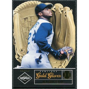 2011 Panini Limited Rawlings Gold Gloves #5 Ken Griffey Jr. /299