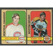 1972/73 Topps Hockey Complete Set (GOOD)