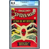 Amazing Spider-Man #31 CGC 8.5 (W) *1566279001*