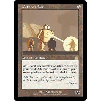 Magic the Gathering Urza's Destiny Single Metalworker - NEAR MINT (NM)
