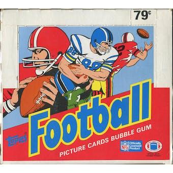 1988 Topps Football Cello Box