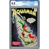 Aquaman #11 CGC 4.0 (OW-W) *1569493005*