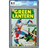 Green Lantern #1 CGC 8.5 (C-OW) *1571616001*