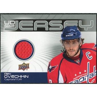 2010/11 Upper Deck Game Jerseys #GJOV Alexander Ovechkin