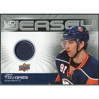 2010/11 Upper Deck Game Jerseys #GJTA John Tavares