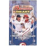 2015 Bowman Draft Picks & Prospects Baseball Hobby Box