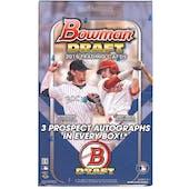 2015 Bowman Draft Picks & Prospects Baseball Jumbo Box