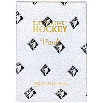 2014/15 In The Game Superlative Vault Hockey Hobby Box
