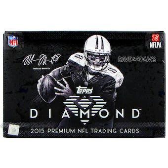 2015 Topps Diamond Football Hobby Box