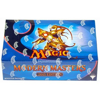 Magic the Gathering Modern Masters 2015 Edition Booster Box