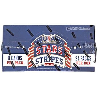 2015 Panini USA Stars & Stripes Baseball Hobby Box