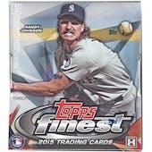 2015 Topps Finest Baseball Hobby Box