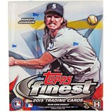 2015 Topps Finest Baseball Hobby Mini-Box