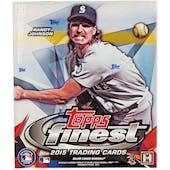 2015 Topps Finest Baseball Hobby Mini-Box
