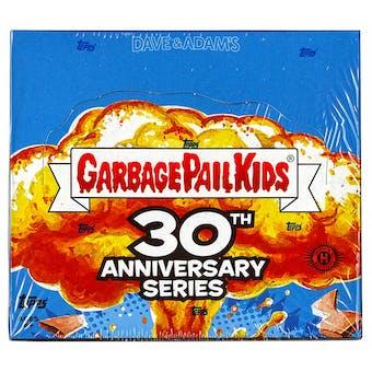 Garbage Pail Kids 30th Anniversary Hobby Box  (Topps 2015)