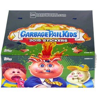 Garbage Pail Kids Series 1 Hobby Box (Topps 2015)