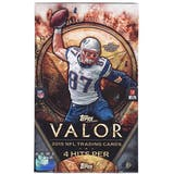 2015 Topps Valor Football Hobby Box