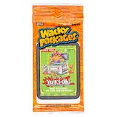 Wacky Packages Trading Cards Stickers Pack (Topps 2015)