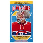 2016/17 Upper Deck O-Pee-Chee Hockey 14-Pack Blaster Box