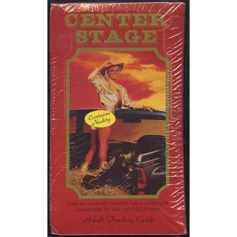 Center Stage Southwest Edition Box (1992)