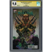 Wakanda Forever: Avengers #1 CGC 9.8 (W) Signature Series Danai Gurira *1612688005*