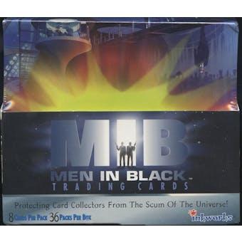 Men in Black Hobby Box (1997 InkWorks) (Reed Buy)