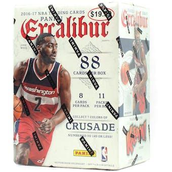 2016/17 Panini Excalibur Basketball 11-Pack Box