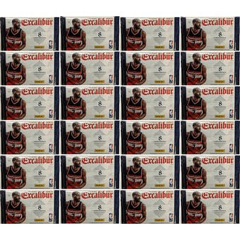 2016/17 Panini Excalibur Basketball Retail Pack (Lot of 24)