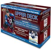 2016/17 Upper Deck Series 2 Hockey Mega Box