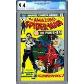 Amazing Spider-Man #129 CGC 9.4 (OW-W) *1621610001*
