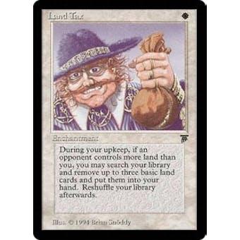 Magic the Gathering Legends Single Land Tax - SLIGHT PLAY (SP)