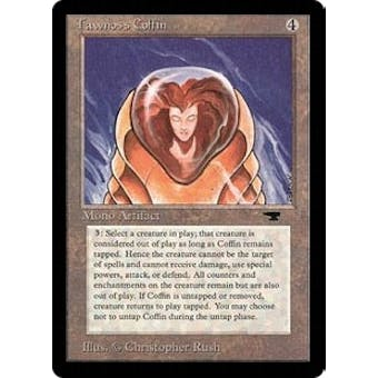 Magic the Gathering Antiquities Single Tawnos's Coffin - NEAR MINT (NM)