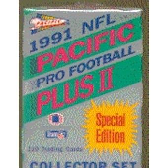 1991 Pacific Plus Series 2 Football Factory Set - FAVRE !!!