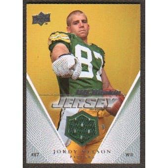 2008 Upper Deck Rookie Jerseys #UDRJJN Jordy Nelson