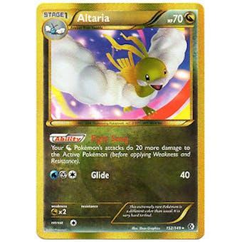 Pokemon Boundaries Crossed Single Altaria 152/149 - MODERATE PLAY (MP)