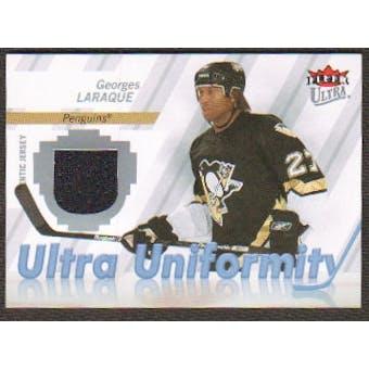 2007/08  Ultra Uniformity #UGL Georges Laraque