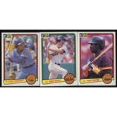 1983 Donruss Baseball Complete Set (NM-MT)