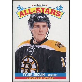 2012/13 Upper Deck O-Pee-Chee All Stars #AS47 Tyler Seguin