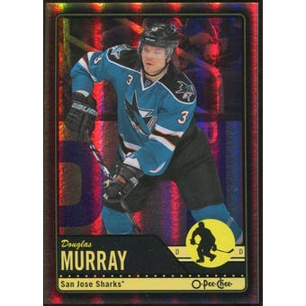2012/13 Upper Deck O-Pee-Chee Black Rainbow #129 Douglas Murray 11/100