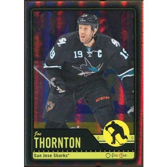 2012/13 Upper Deck O-Pee-Chee Black Rainbow #466 Joe Thornton 31/100