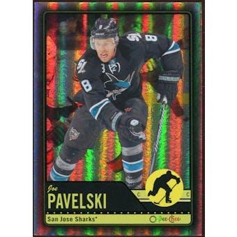 2012/13 Upper Deck O-Pee-Chee Black Rainbow #487 Joe Pavelski 91/100