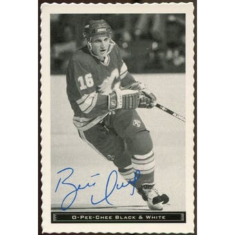 2012/13 Upper Deck O-Pee-Chee Black and White #5 Brett Hull