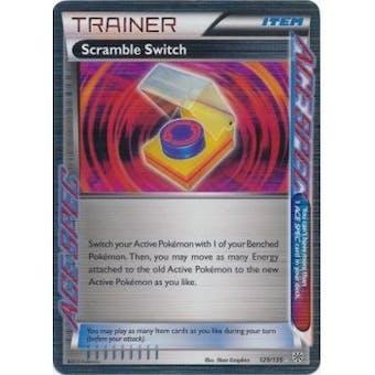 Pokemon Plasma Storm Single Trainer Scramble Switch 129/135 - NEAR MINT (NM)