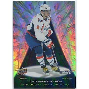 2009/10 McDonald's Upper Deck In the Spotlight #IS1 Alexander Ovechkin