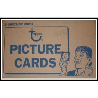 1987 Topps Baseball Vending 24-Box Case