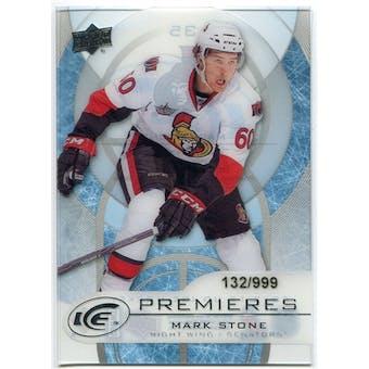 2012/13 Upper Deck Ice #35 Mark Stone RC /999