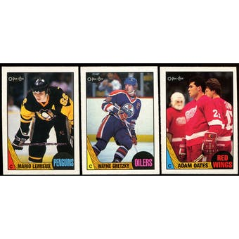 1987/88 O-Pee-Chee Hockey Complete Set (NM-MT)