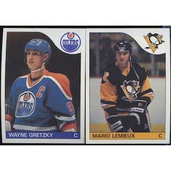 1985/86 Topps Hockey Complete Set (NM-MT)