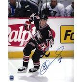 Matthew Barnaby Autographed Buffalo Sabres 8x10 Hockey Photo