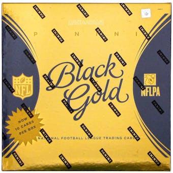 2015 Panini Black Gold Football Hobby Box